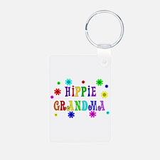 Hippie Grandma Keychains