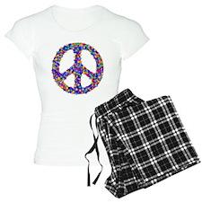Star Peace Symbol Pajamas