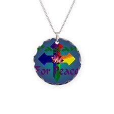 Pagan For Peace Necklace