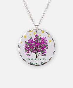 Christianity Has Pagan DNA Necklace