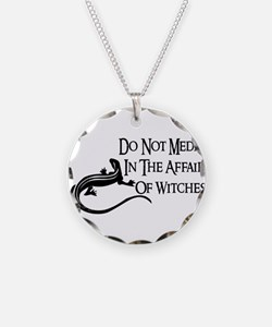 Witch Meddling Necklace