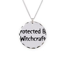 Protected By Witchcraft Necklace