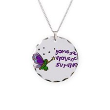 Domestic Violence Survivor Necklace