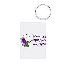 Domestic Violence Survivor Keychains