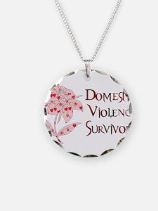 Domestic Abuse Survivor Necklace