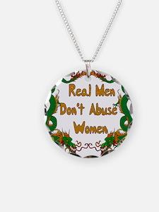 Ending Domestic Violence Necklace
