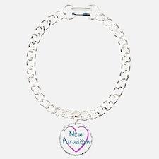 Peace Love Service Bracelet