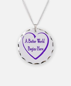 Better World Necklace