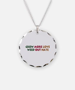 Grow More Love Necklace