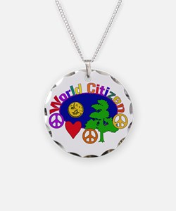 Citizen Of One World Necklace