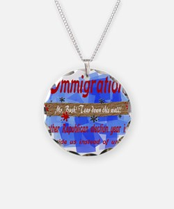 Election Year Issue Necklace