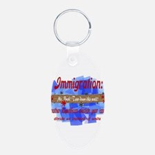 Election Year Issue Keychains
