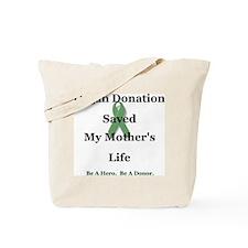 Mother Transplant Tote Bag