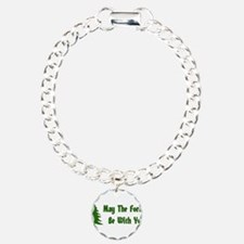 May The Forest Be With You Bracelet