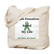 My Transplant Tote Bag