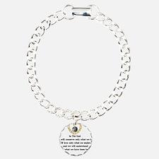 Baba Dioum's Quote Bracelet