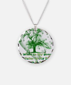 Pagan Treehugger Necklace