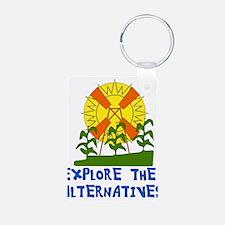 Alternative Energy Keychains