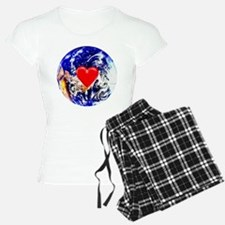 Earth Heart Pajamas