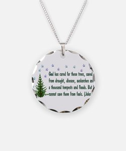 Nature Conservation Necklace