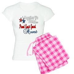 Coast Guard Aunt Pajamas