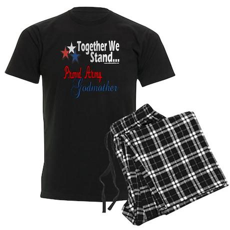 Army Godmother Men's Dark Pajamas