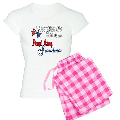 Army Grandma Women's Light Pajamas