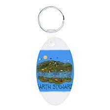 Earth Steward Keychains