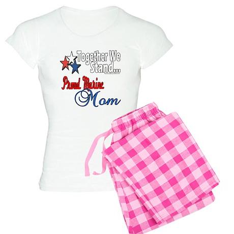 Proud Marine Mom Women's Light Pajamas