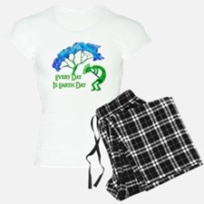 Earth Day Kokopelli Pajamas