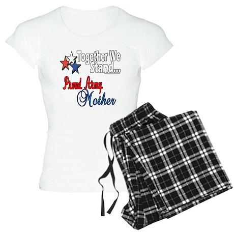 Proud Army Mommy Women's Light Pajamas