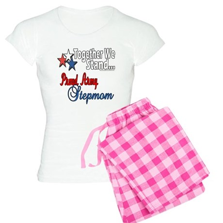 Army Stepmom Women's Light Pajamas