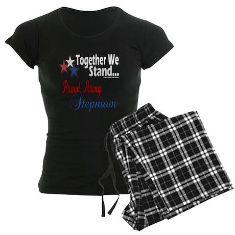 Army Stepmom Women's Dark Pajamas