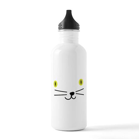 CRAZYFISH kittie Stainless Water Bottle 1.0L
