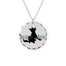 Merry Meet Spirit Fox Necklace
