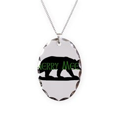 Merry Meet Spirit Bear Necklace