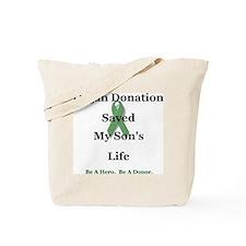 Son Transplant Tote Bag