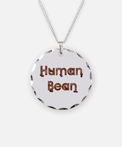 Human Bean Necklace