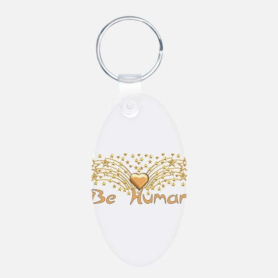 Be Human Keychains