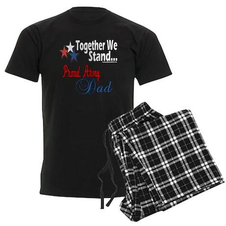 Army Father Men's Dark Pajamas