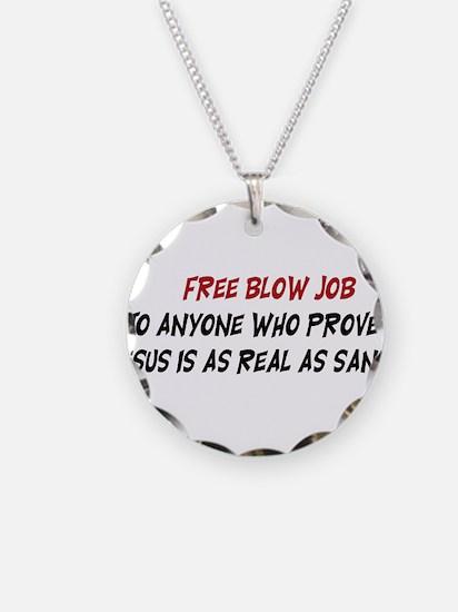 Free Blow Job Necklace