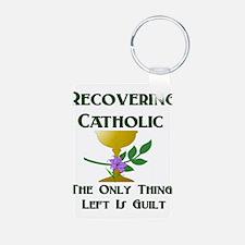Recovering Catholic Keychains