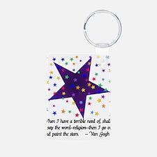 Starry Night Keychains