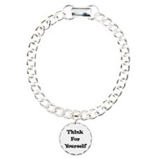 Think For Yourself Bracelet
