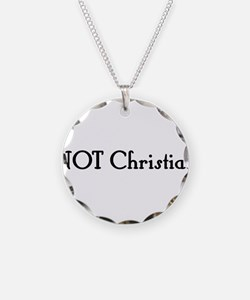 NOT Christian Necklace