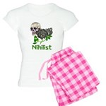 Nihilist Skull Women's Light Pajamas