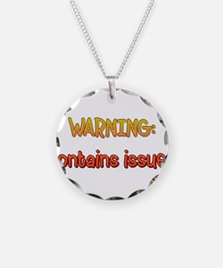 Relationship Issues Necklace