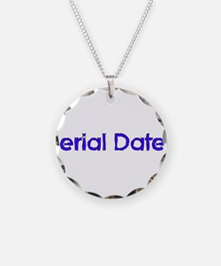 Serial Dater Necklace