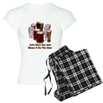 Beer and Sex Women's Light Pajamas