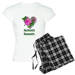Authentic Romantic Women's Light Pajamas